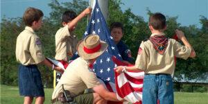 Trabaja para dirigentes Scouts en USA