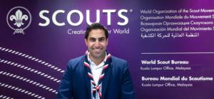 Ahmad Alhendawi es nombrado el próximo Secretario General de la Organización Mundial del Movimiento Scout