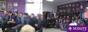 Encuentros de Facilitadores Scouts