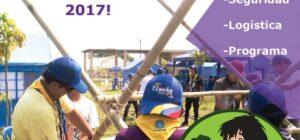Rally Nacional de Manadas, convocatoria al Equipo de Servicio 2017