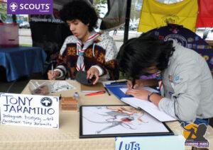 Expo Feria Scout, Cuenca 2017