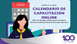 Calendario de Cursos modalidad Online