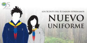 UNIFORME PARA LOS SCOUTS DEL ECUADOR
