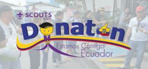 Donaton Estamos Contigo Ecuador