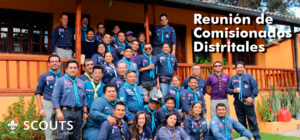 Reunión de Comisionados Distritales