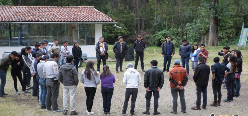1er Campamento de Emprendimiento e Innovación social