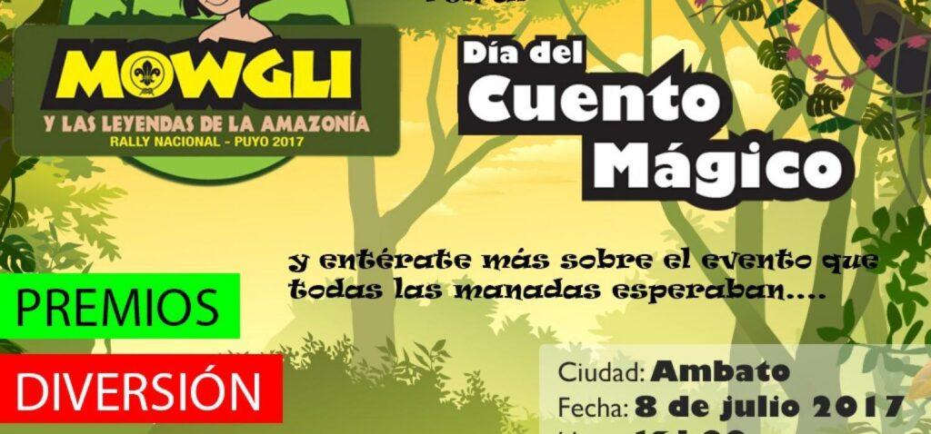 Rally de Manadas, Día del cuento mágico