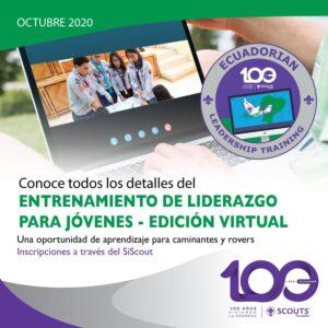Ecuadorian Leadership Training (ELT) 2020 - Boletín #1
