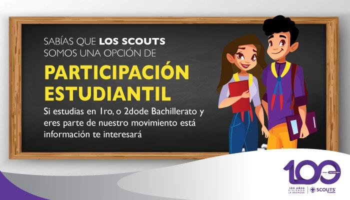 Conoce el proceso de Participación Estudiantil