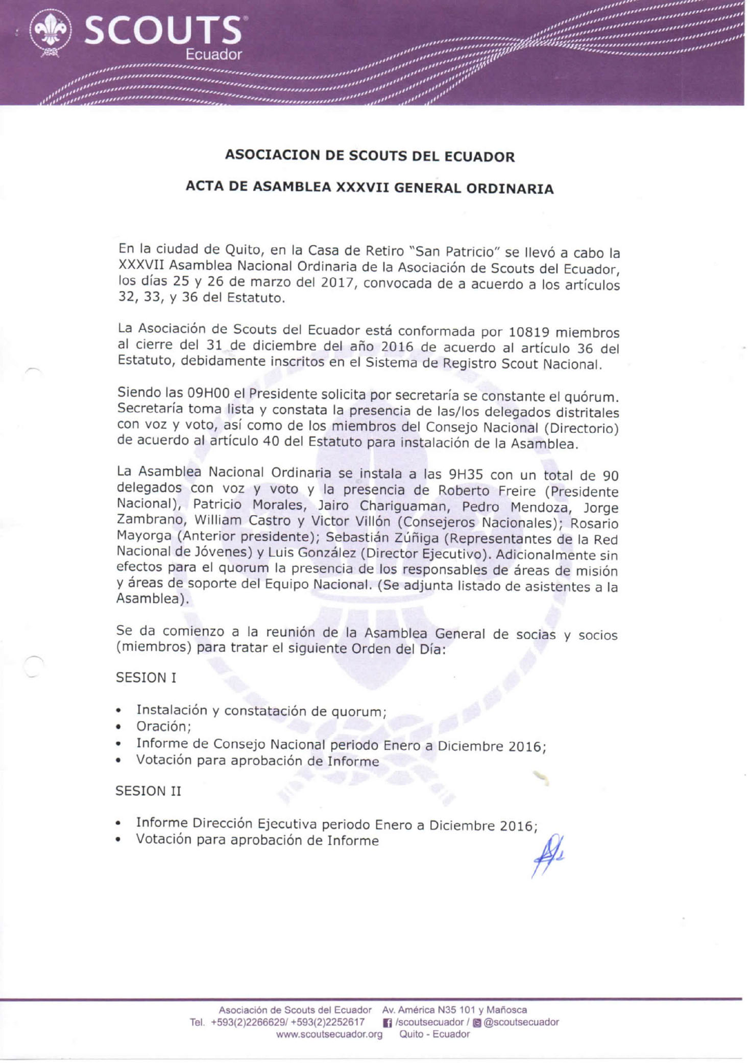 Acta Asamblea 2017