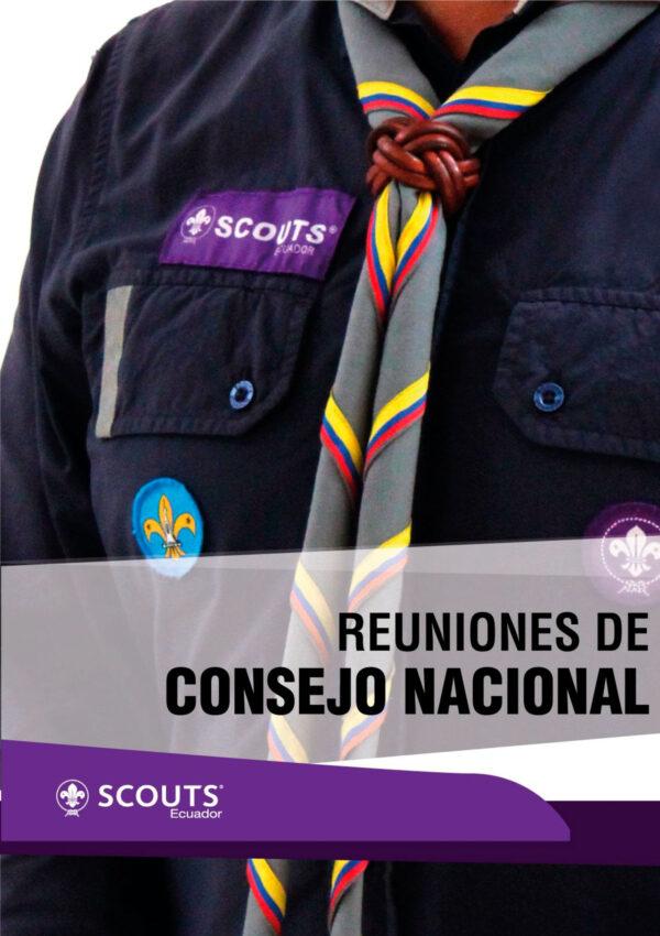 Reuniones de Consejo Nacional 2019