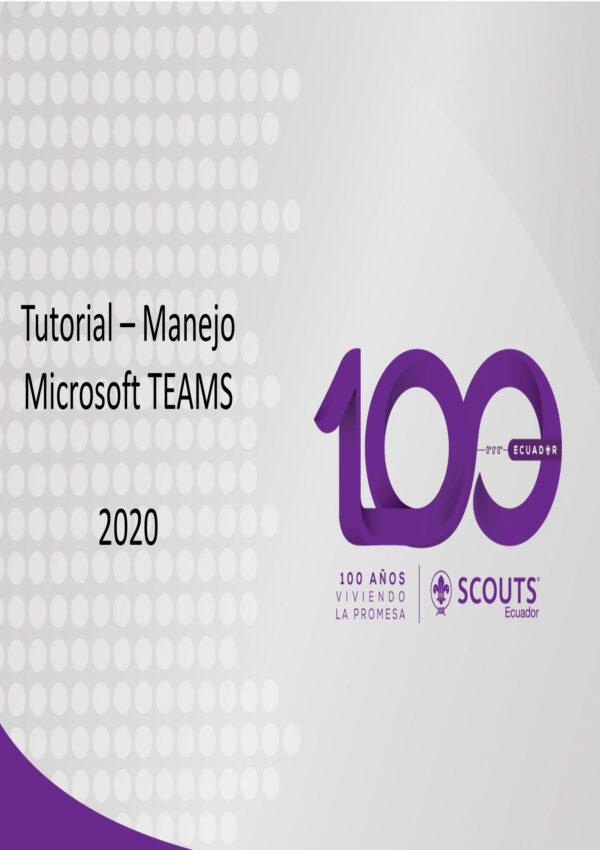Tutorial Microsoft Teams 2020 FINAL