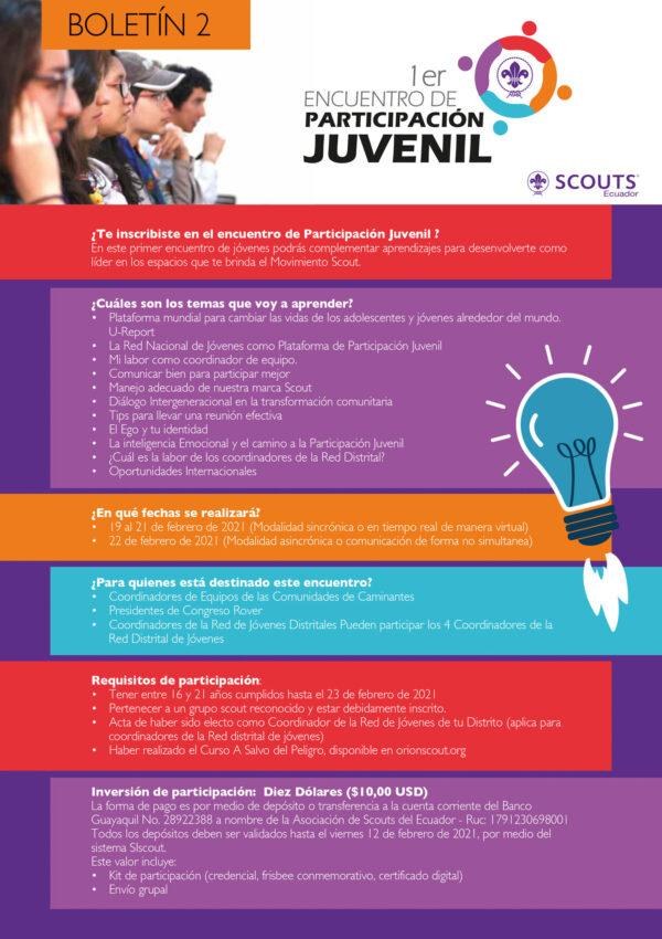 boletin 2 encuentro participacion juvenial 2021 (1)