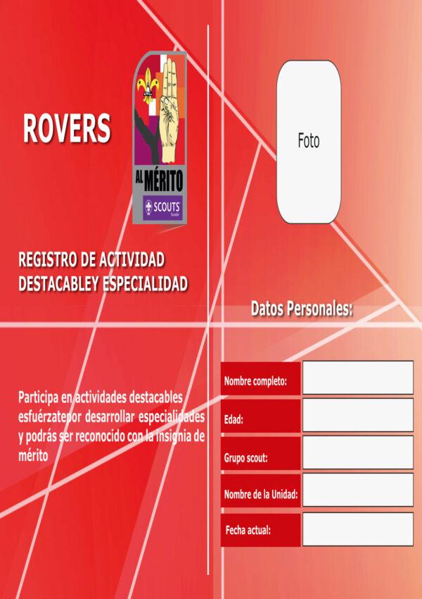 rovermanual